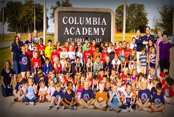 Columbia Academy – Spring Hill