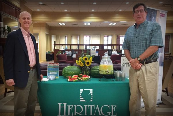 Heritage Bank and Trust