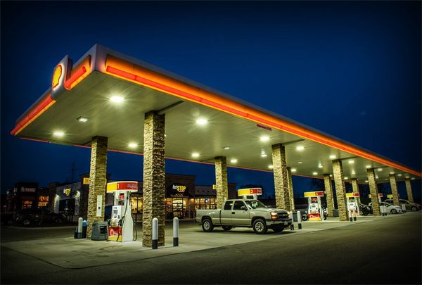 Fast Stop Shell Station – Highland Corporation