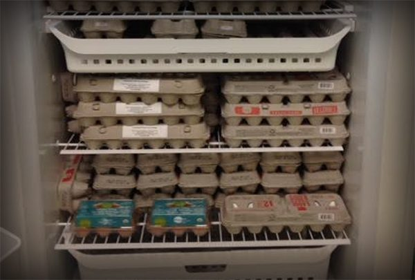 The Well Outreach Food Pantry