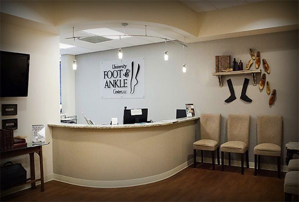 University Foot & Ankle Centers