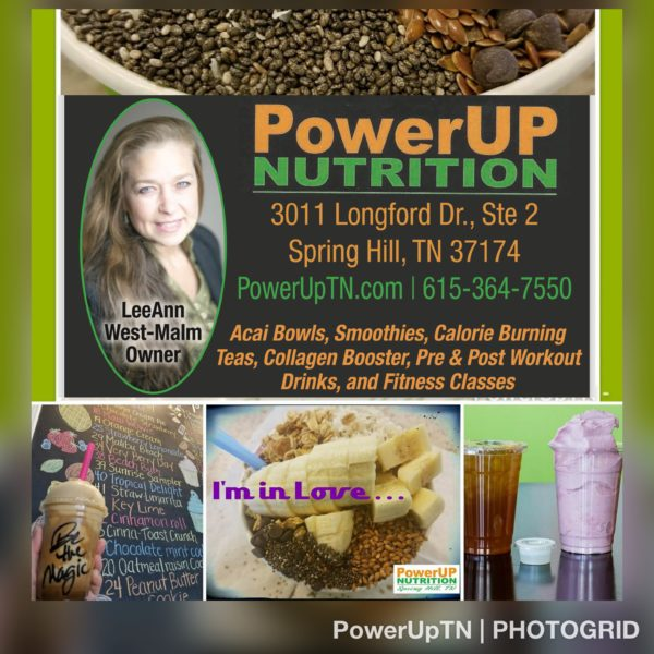 PowerUP Nutrition