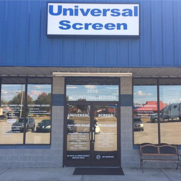 Universal Screen Inc
